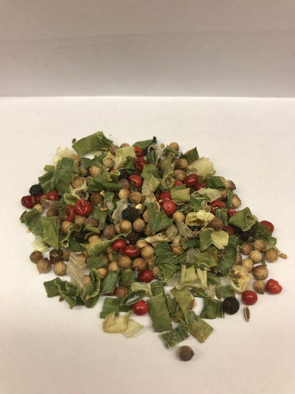 Poisson Zesté (épices à) 50g